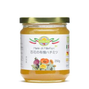 百花の有機ハチミツ